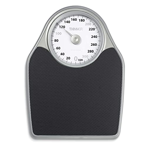 Thinner Analog Precision Bathroom Scale