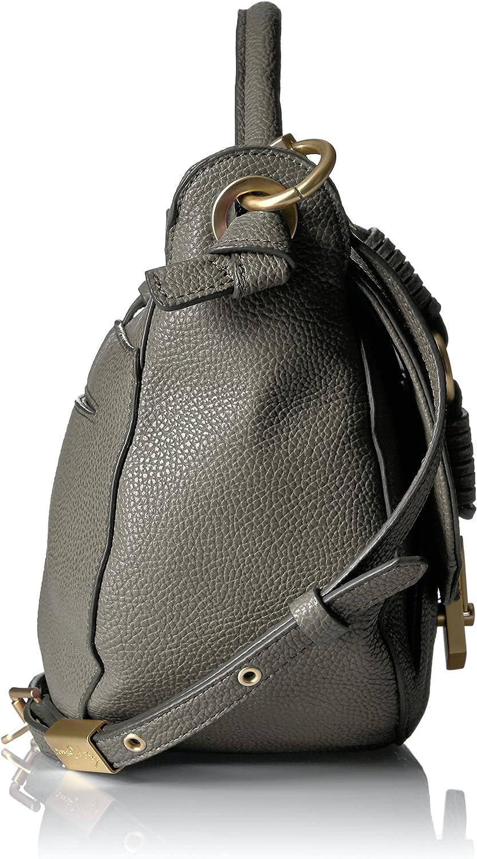 AN Womens Chunky Heels Zipper Imitated Suede Boots DKU02167