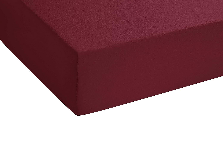 Biberna 77866/546/322 - Sábana bajera ajustable elástica, jersey 97% algodón y 3% elastano, ultrasuave e extensible, para una cama de 180x200 cm, ...