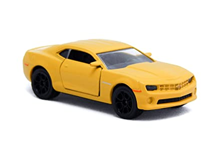 Amazon Com Chevrolet Camaro 3 Inch Toy Car Toys Games