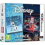 Disney Frozen Big Hero 6 Double pack (Nintendo 3DS)