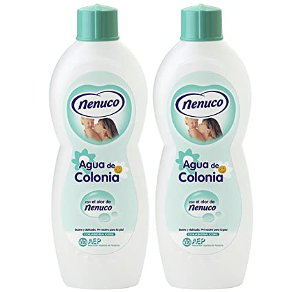 2 Nenuco Baby Cologne Agua De Colonia 20oz./600ml by Nenuco