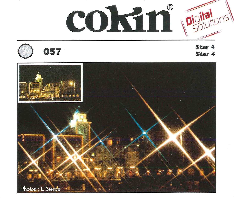Cokin P057 Star 4 Filtre carr/é Import Royaume Uni