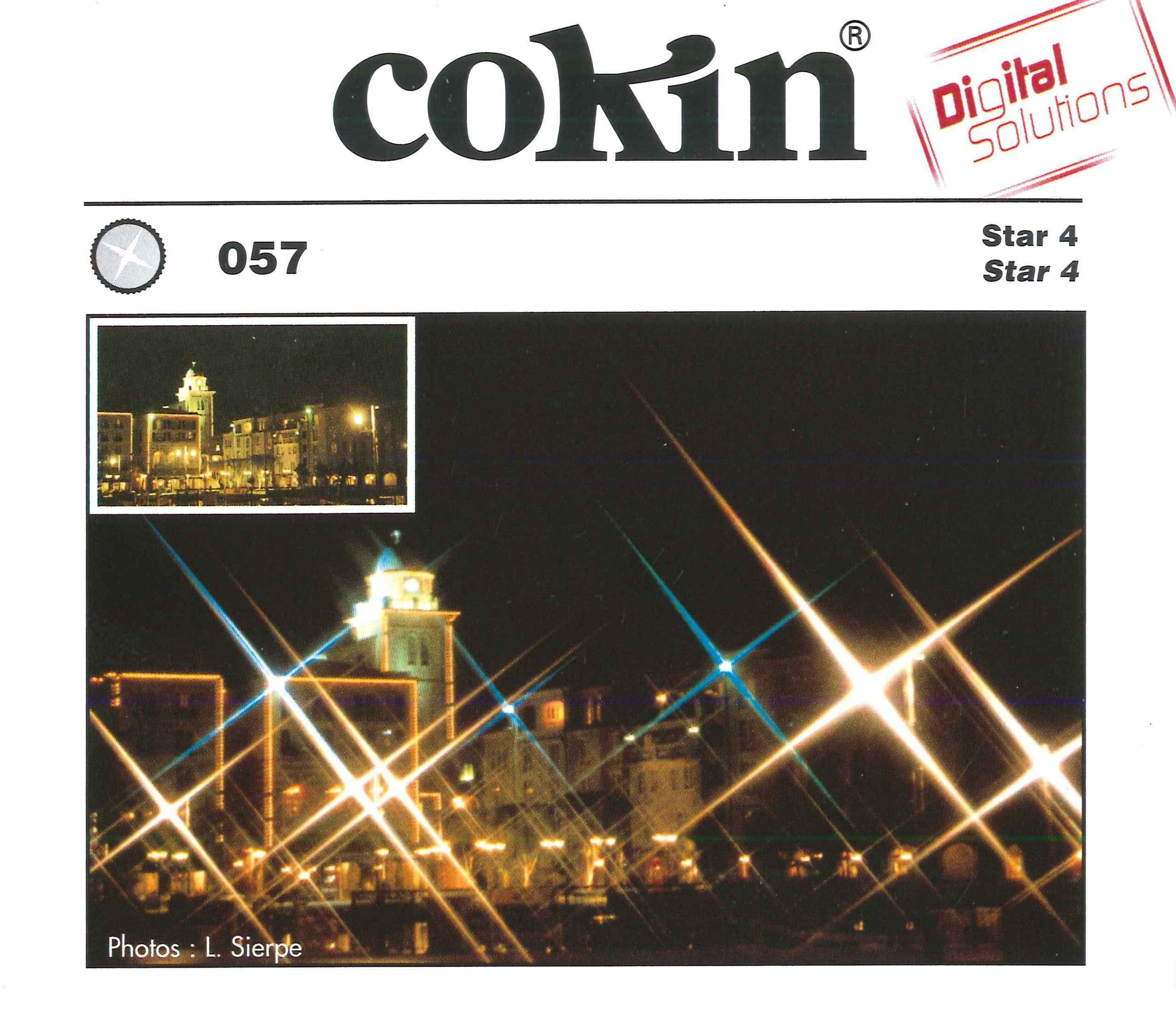 Cokin P057 Filter, P, Star 4 by Cokin