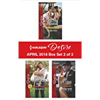 Harlequin Desire April 2018 Box Set - 2 of 2: Expecting a Scandal\Upstairs Downstairs Baby\The Love Child