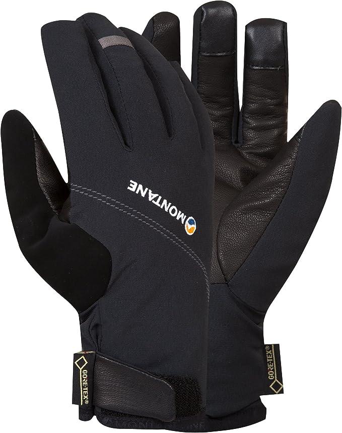 Montane Snowmelt Guide Mens Gloves Black All Sizes