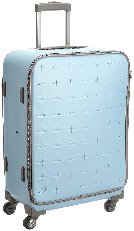 [プロテカ]Proteca 日本製スーツケース 360ソフト 45L 3.8kg サイレントキャスター 360°開閉式 B00XJ1MAIM シフォンブルー シフォンブルー