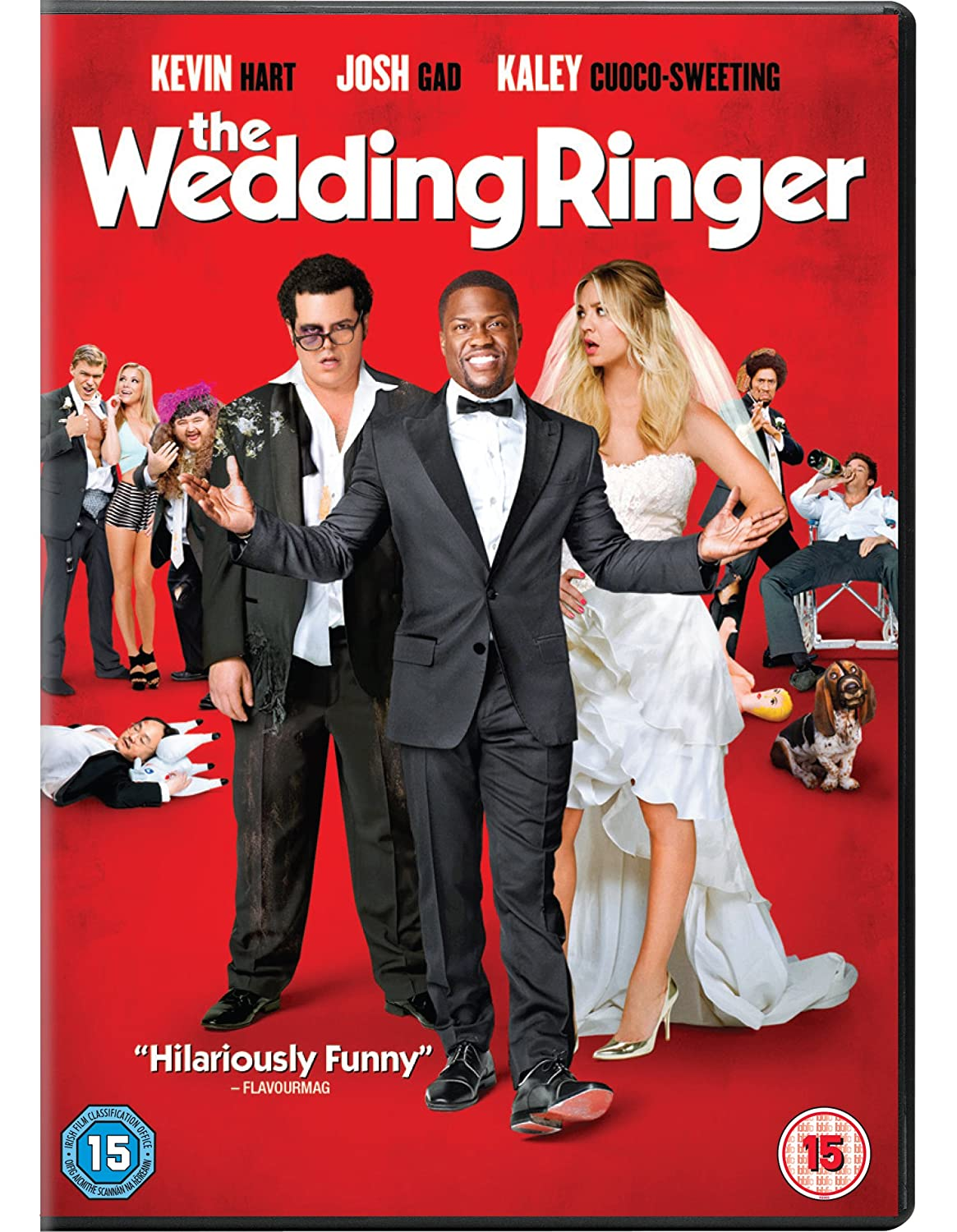 Amazon.com: The Wedding Ringer [DVD] [10]: Movies & TV