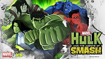 Marvel's Hulk and the Agents of S.M.A.S.H. Season 1