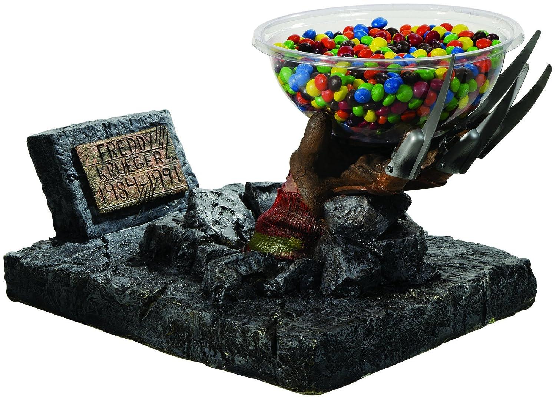 amazon com nightmare on elm street freddy candy bowl holder toys