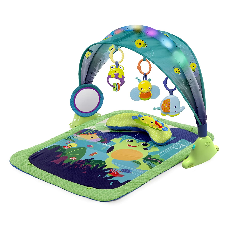 amazon einstein caterpillar play and activity com dp centers baby early development mat friends gym