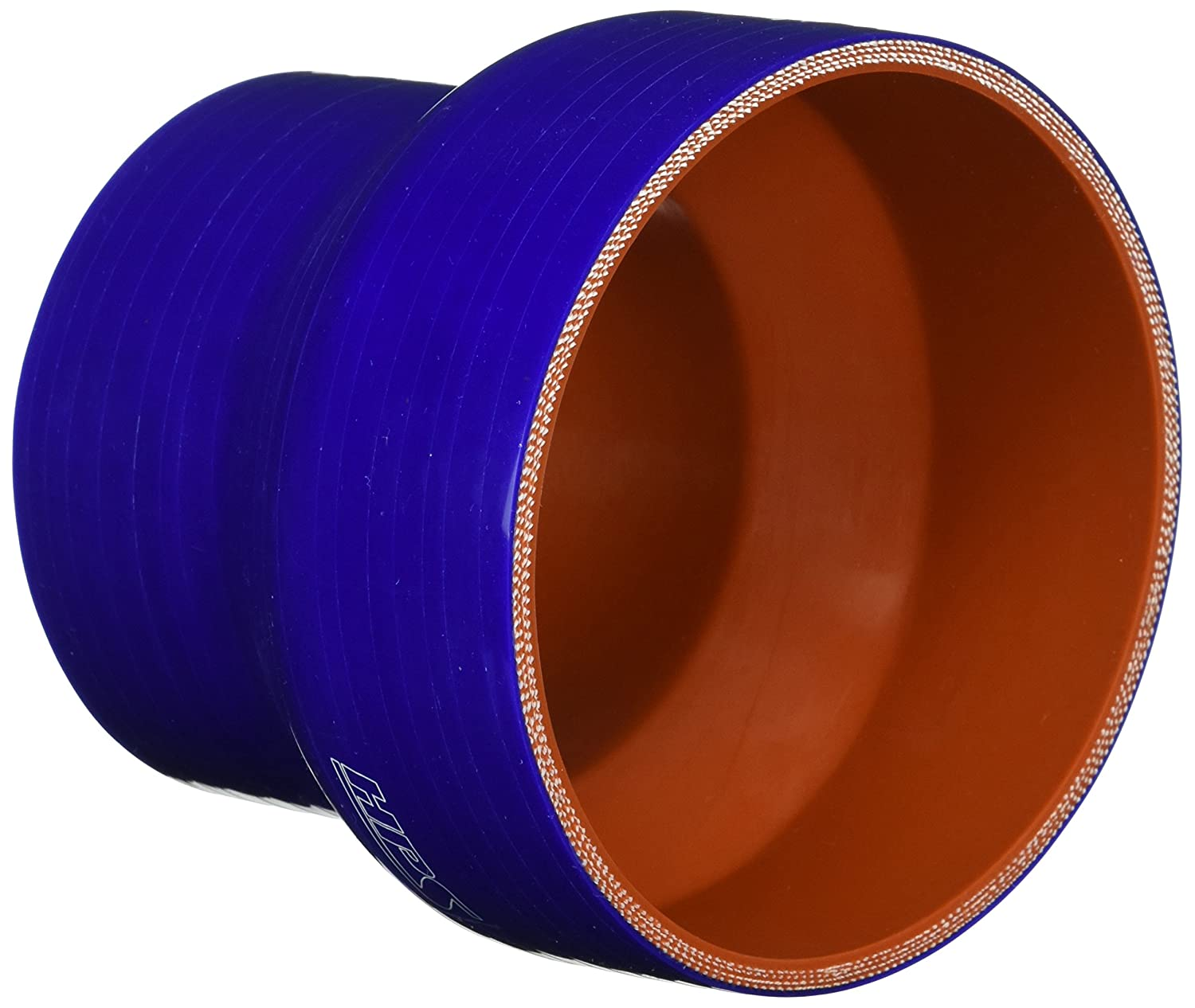 3 Length 40 PSI Maximum Pressure Blue HPS HTSR-375-400-BLUE Silicone High Temperature 4-ply Reinforced Reducer Coupler Hose 3-3//4  4 ID