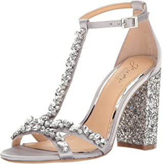 5e92861a19a Amazon.com  Badgley Mischka Jewel Women s Ambrosia Wedge Sandal  Shoes