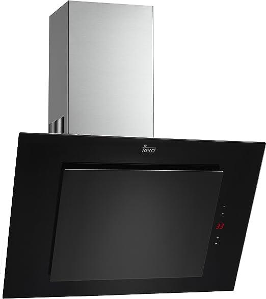 Teka - Campana decorativa DVT 90 con sistema de aspiración perimetral: Amazon.es: Hogar