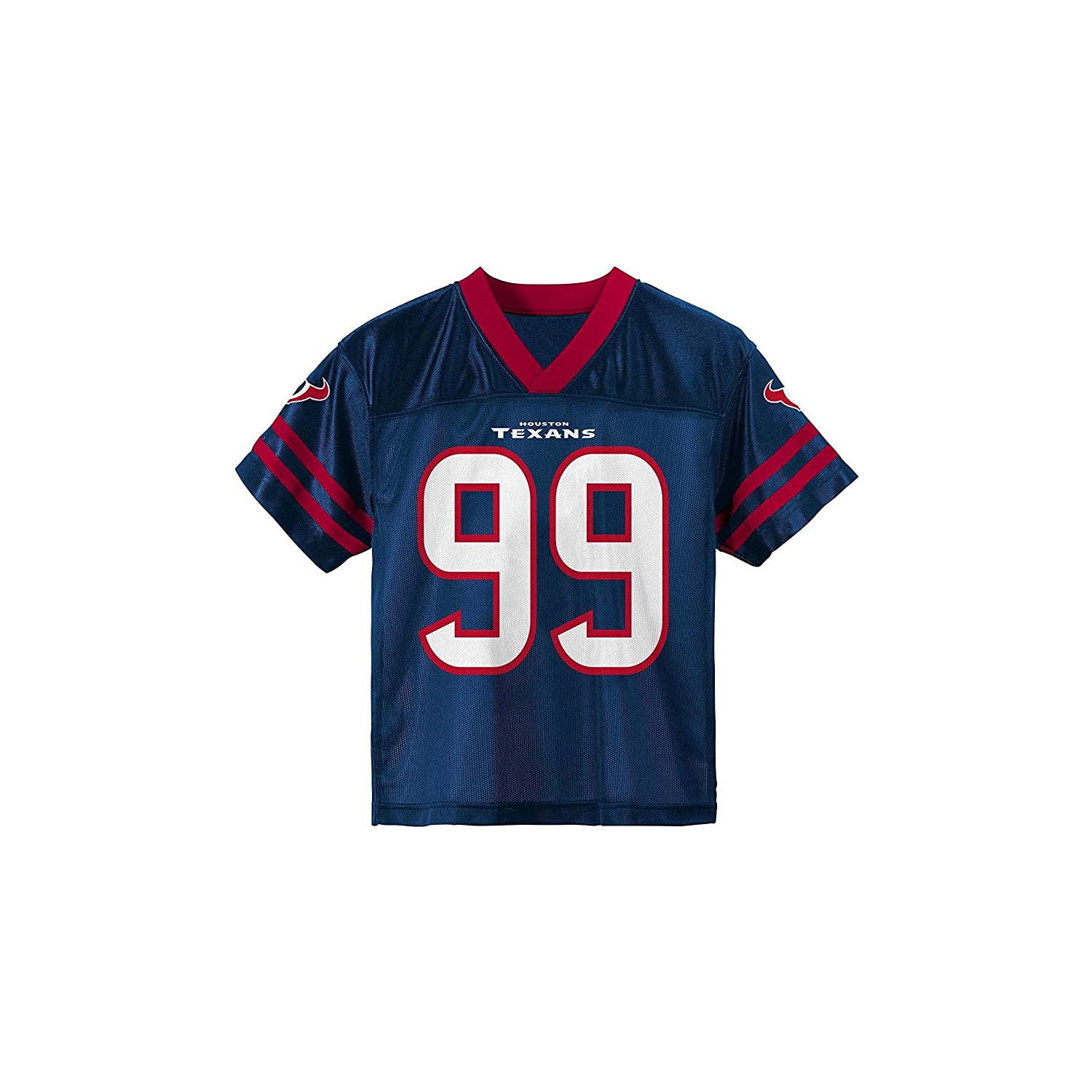 Amazon.com  JJ Watt Houston Texans Navy Blue Infants Player Home Jersey   Clothing 17628af7f