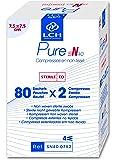 LCH - Compresa sin tejido estéril, 40g, 7,5x 7,5cm, S/2