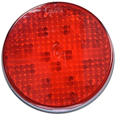 "Grote 54562 SuperNova 4"" Full-Pattern LED Stop Tail Turn Light (Hard Shell Connecter, Grommet Mount): Automotive"
