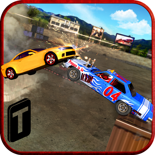 Car Wars 3D: Demolition Mania (Best Graphics Car Game For Android)