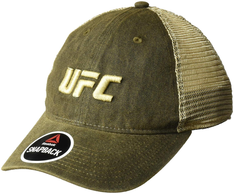 63a047636e2 Amazon.com   UFC Men s ADJ Meshback Slouch