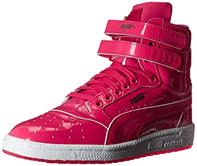 Puma Kids  Sky II Hi Patent Jr Sneaker
