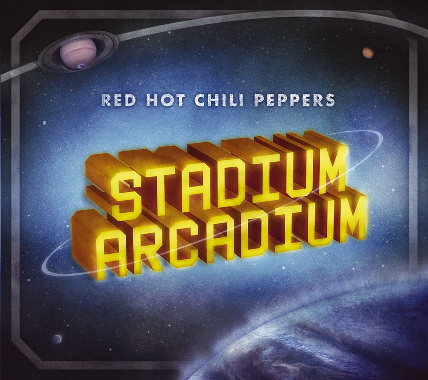 Risultato immagini per stadium arcadium red hot chili peppers