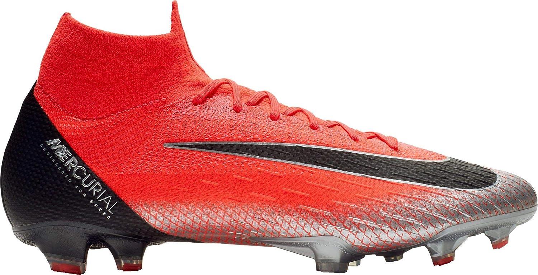timeless design 89d47 9b99f Amazon.com: Nike Mercurial Superfly 360 Elite CR7 FG Soccer ...