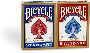 Amazon Cartes Bicycle Standard 2 Jeux ÁŠã''ちゃ ÁŠã''ちゃ