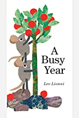 A Busy Year Board book