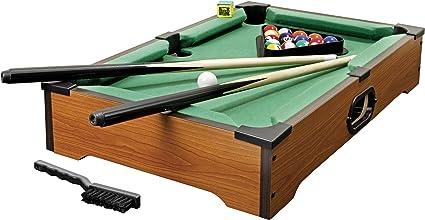 Philos - Mini Mesa de Billar: Amazon.es: Juguetes y juegos