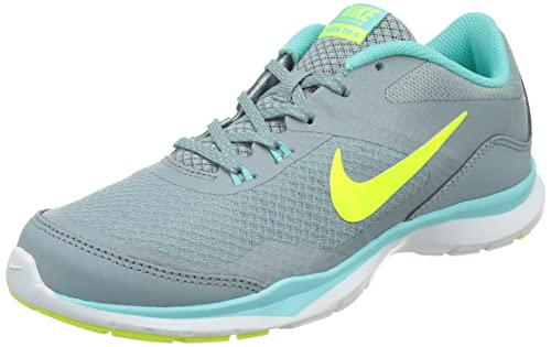 best website df60c 901f2 Nike Flex Trainer 5, Women s Running Shoes, Dove Grey Light Aqua Teal