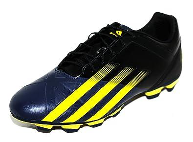 FF80 Pro TRX FG Rugby Boots Black Vivid Yellow  Amazon.co.uk  Shoes ... 8ed38d6c8a