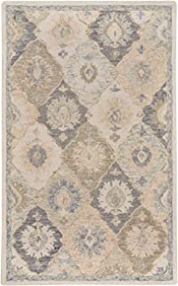 product image for Capel Rugs Avanti-Panel Greystone Runner Hand Tufted Rug