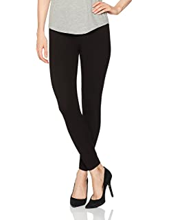 a8db78808 Hue Women s Ultra Tummy Shaping Legging at Amazon Women s Clothing ...