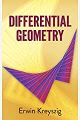 Differential Geometry (Dover Books on Mathematics) Paperback