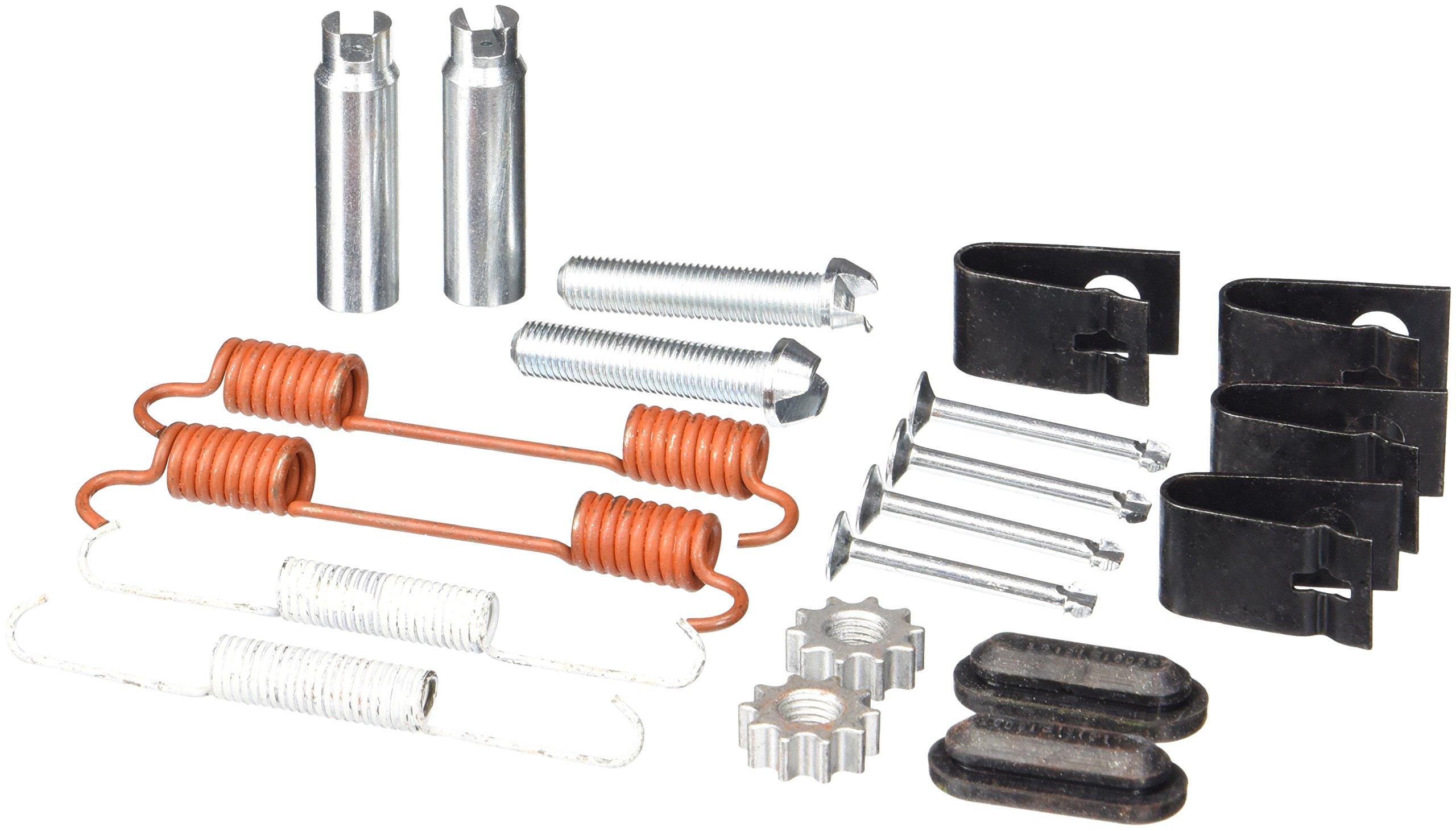 Carlson Quality Brake Parts H7345 Drum Brake Hardware Kit