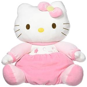 Hello Kitty - Range Pyjama 38 cm - Peluche
