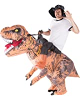 Bodysocks - Inflatable Premium Dinosaur Blow Up Animal Adult Fancy Dress Costume