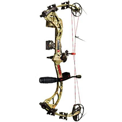 Amazoncom Pse Brute X Rts Package Right Hand Bow 60 Pound Mossy