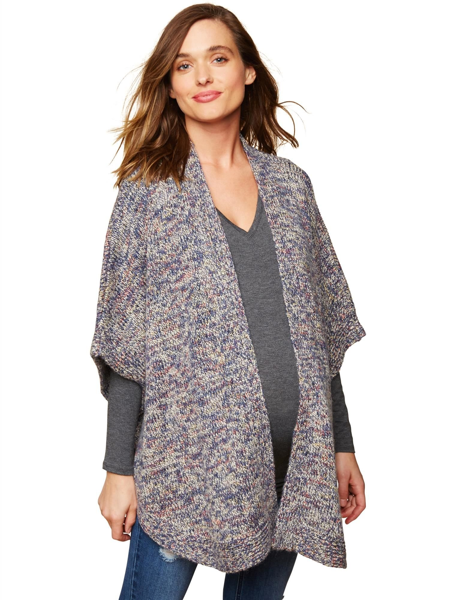 Motherhood Relaxed Fit Maternity Sweater