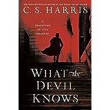 What the Devil Knows (Sebastian St. Cyr Mystery)