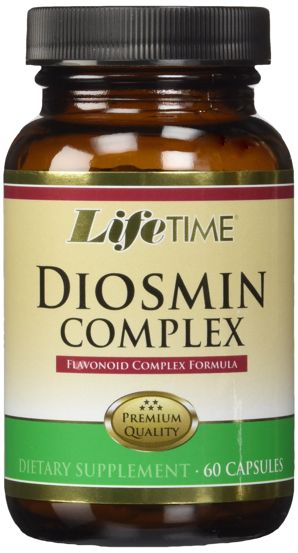 Life Time Diosmin Complex, 60 Count