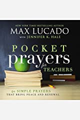 Pocket Prayers for Teachers: 40 Simple Prayers That Bring Peace and Renewal Hardcover