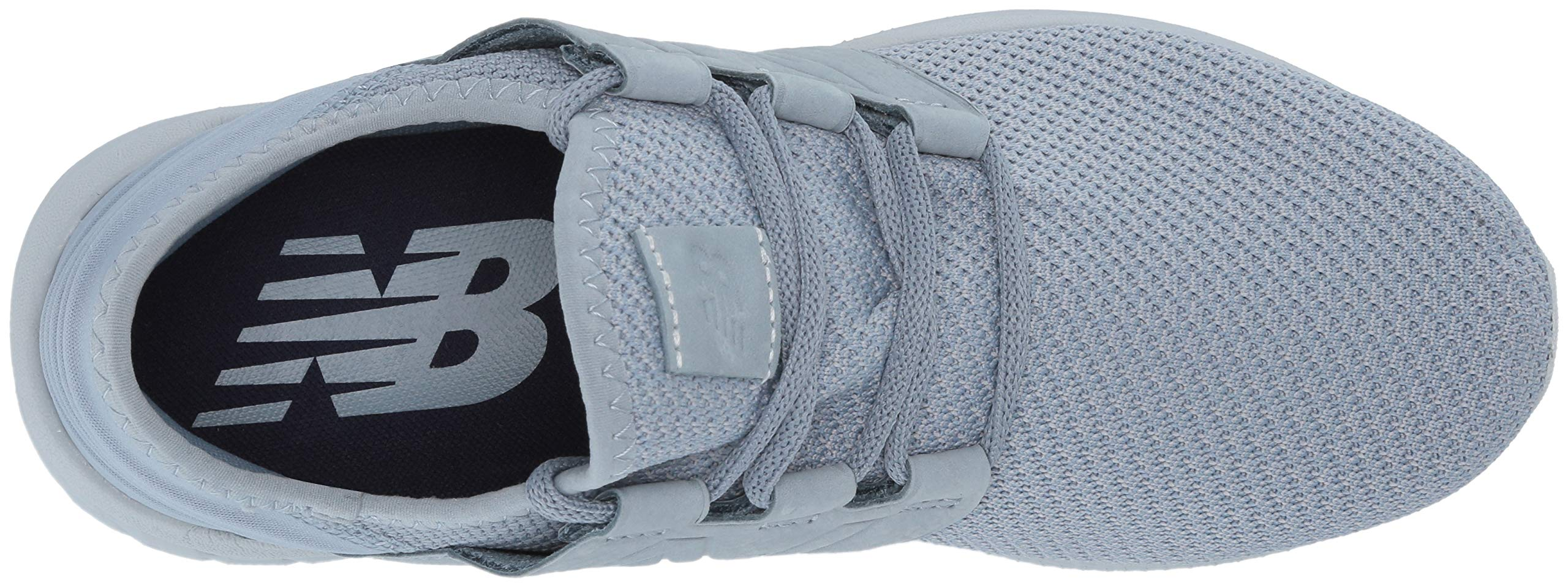 New Balance Women's Cruz V2 Fresh Foam Running Shoe, Reflection/Light Cyclone, 5 B US by New Balance (Image #7)
