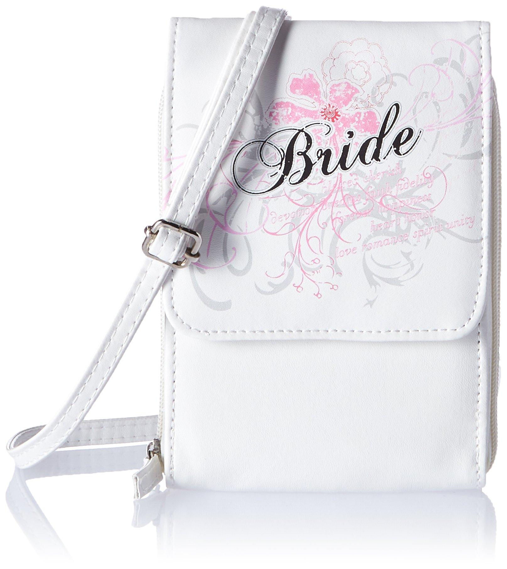 Lillian Rose Small White Purse Bag Bride Accessories