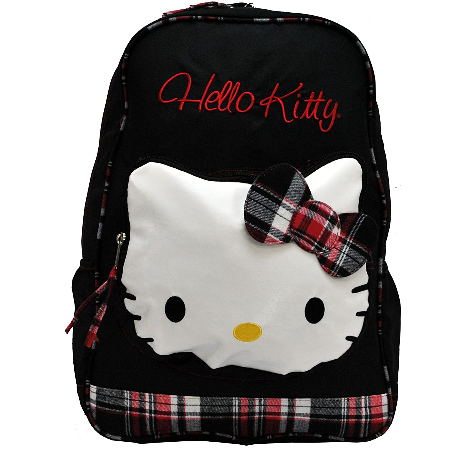 "80%OFF Collectible 17"" Large Hello Kitty Backpack W/ Padded Laptop Compartment"