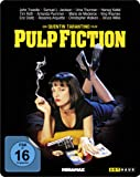 Pulp Fiction Steel Edition [Blu-ray] [Import anglais]