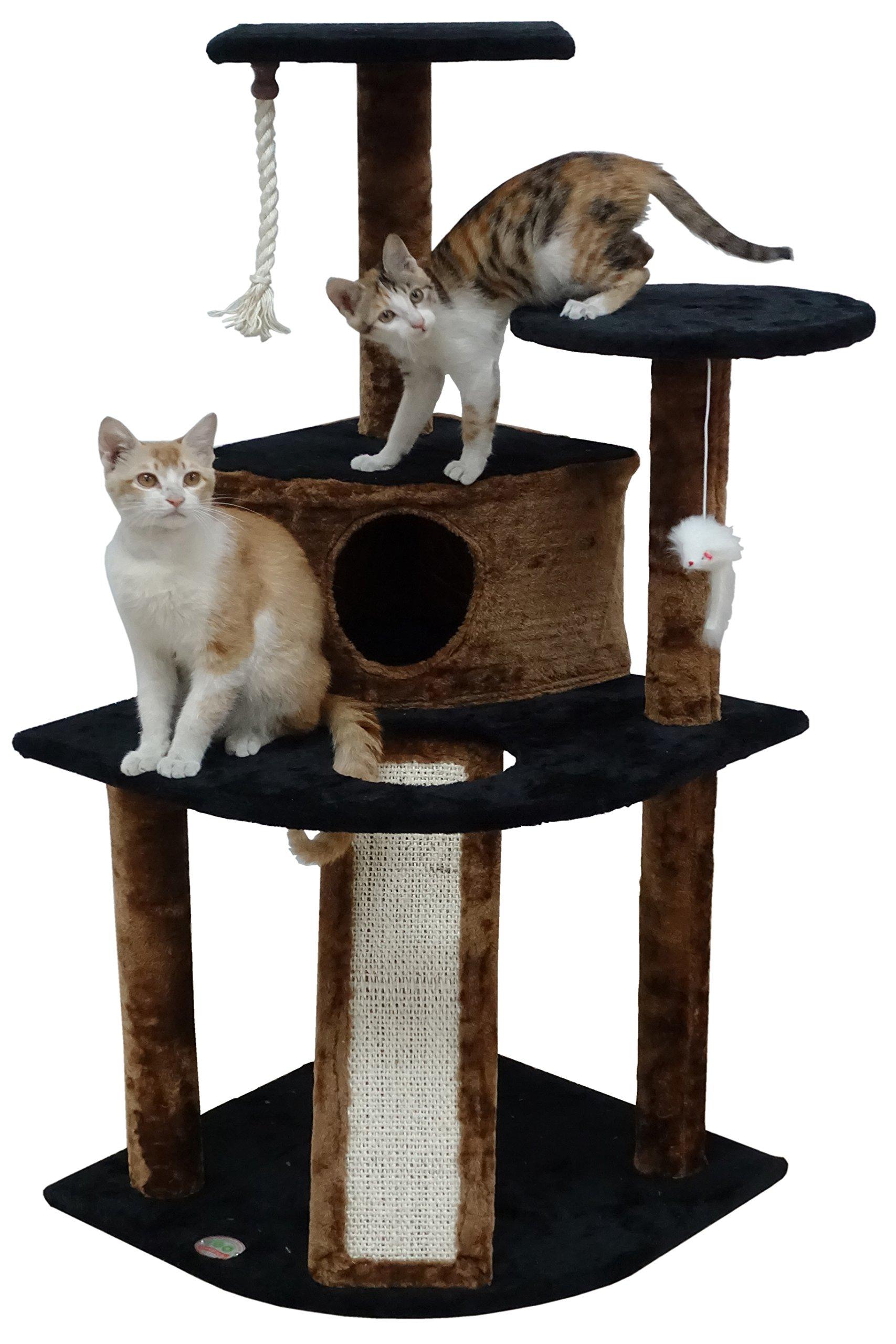 Go Pet Club F713 47'' Kitten Tree