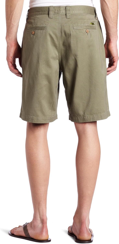 Mountain Khakis Men's Teton Twill Short 42W 10-Inch Olive