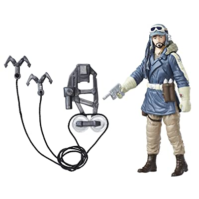 Star Wars Rogue One Captain Cassian Andor (Eadu) Figure: Toys & Games