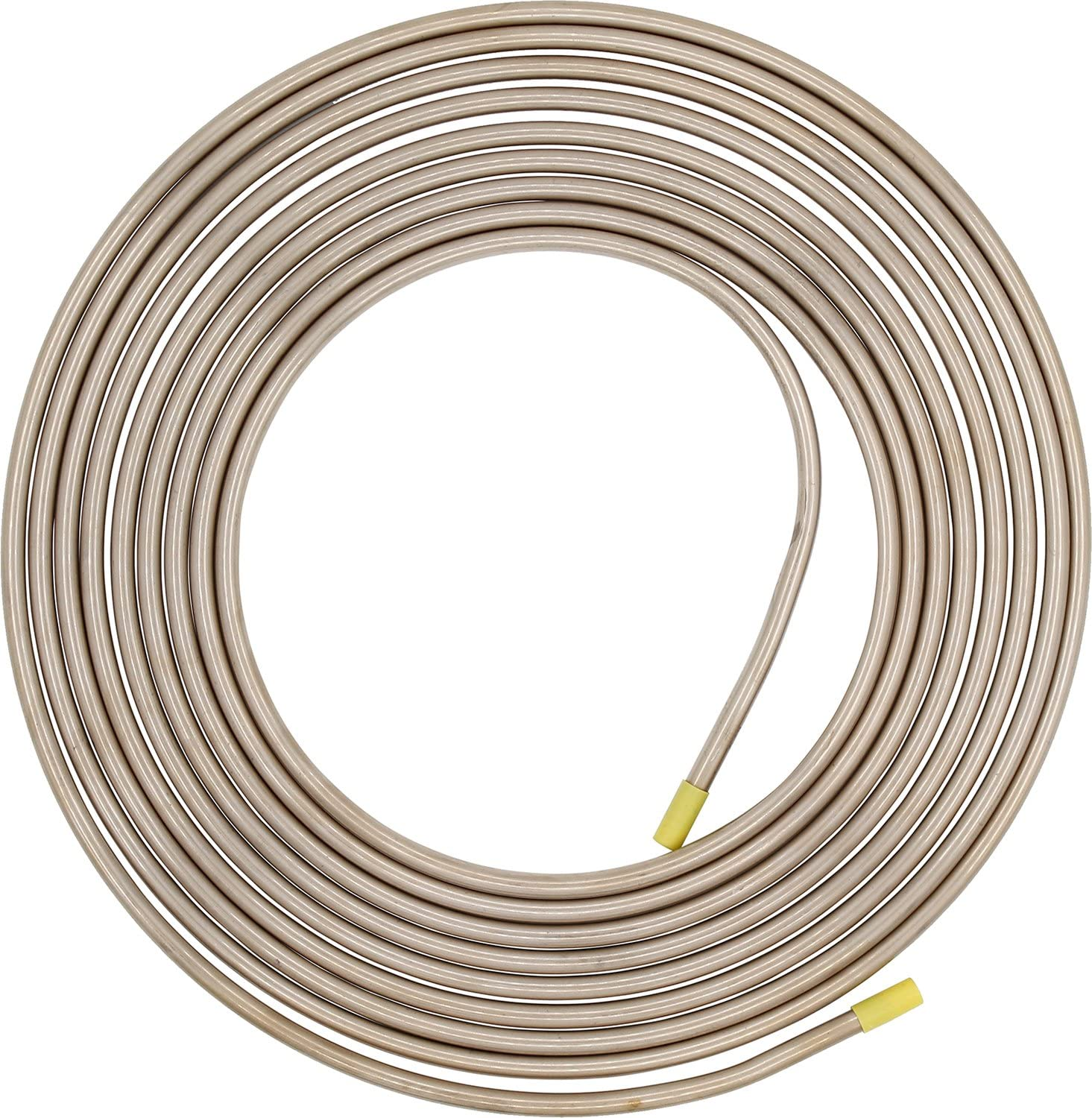Plews /& Edelmann Edelmann 3300CN 3//16 Copperhead Brake Line-25 Foot Coil